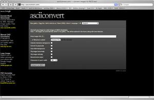 ASCII Convert